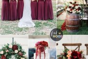 burgundy-wedding-theme-color-scheme