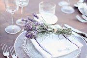 Λεβάντα Διακόσμηση Γάμου