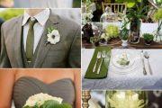 Πρασινες αποχρωσεις για γαμο